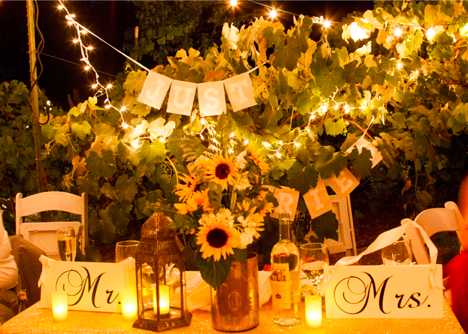Creating Your Own Wedding Venue in a Month