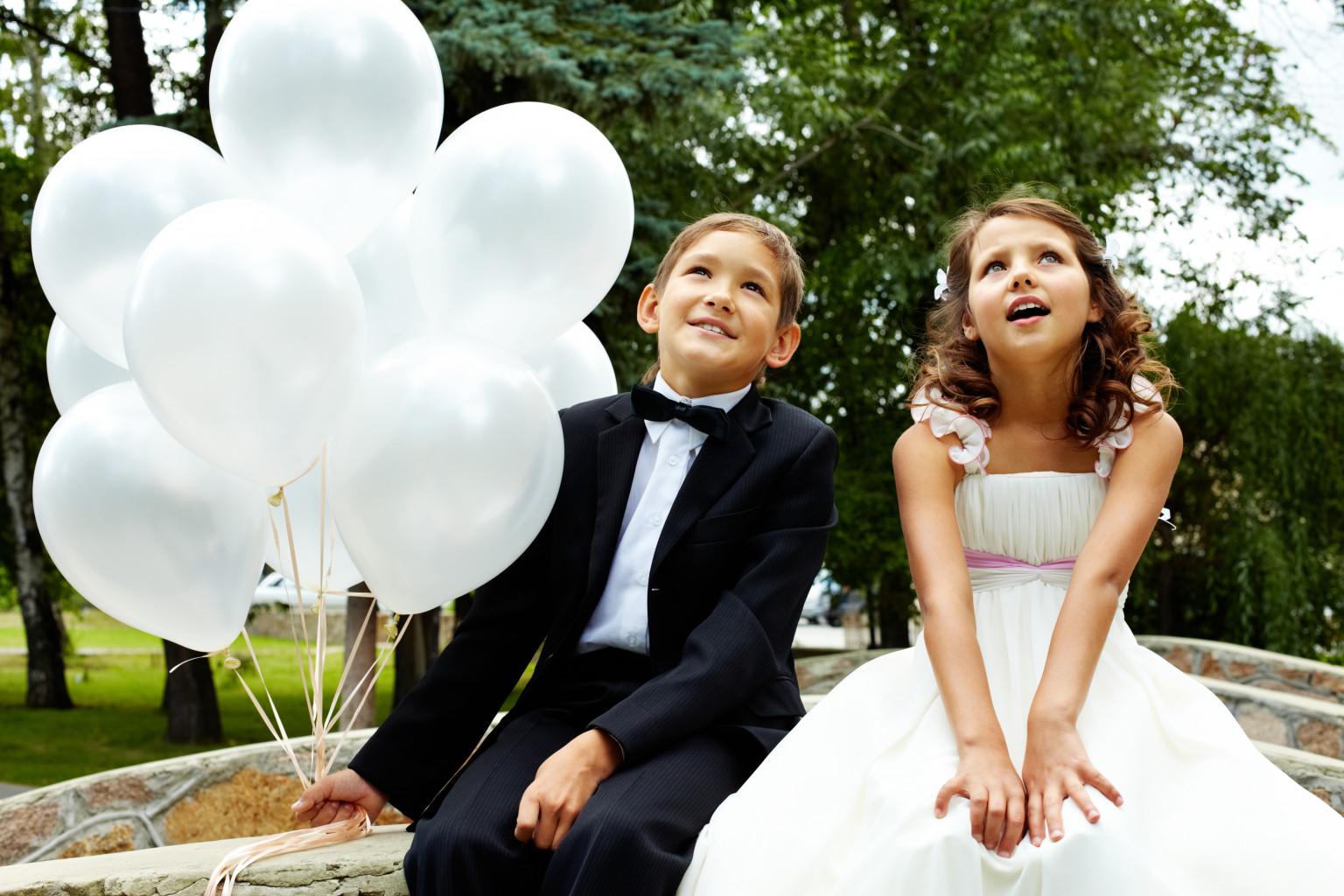 Kids Jewelry Design Ideas for Weddings