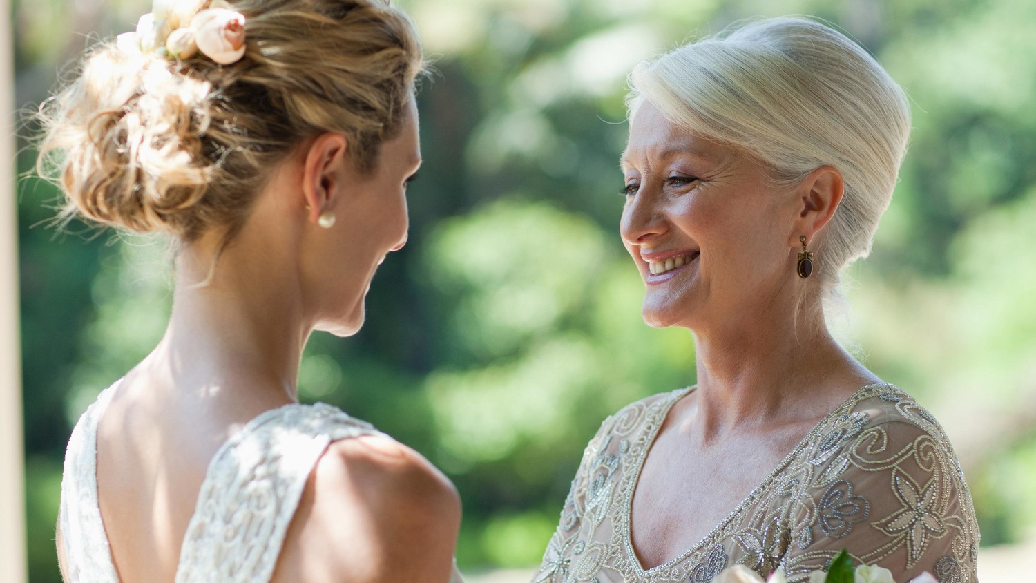 five ideas for mothers and brides