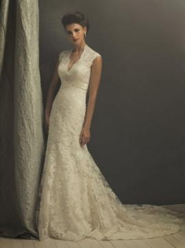 Allure Bridals Wedding Dress Style C155