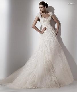Elie Saab Wedding Dress Style Caelum