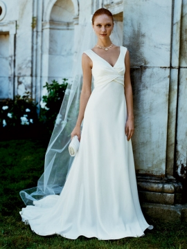 David's Bridal Collection Wedding Dress Style VW9879 :  wedding gowns wedding cakes wedding dresses bridal dresses