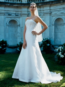 David's Bridal Collection Wedding Dress Style WG3033