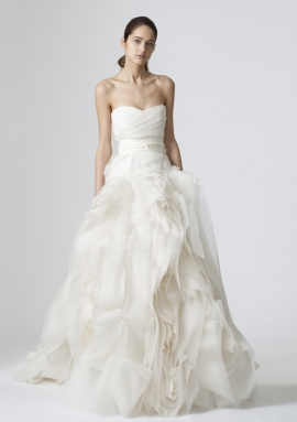 Vera Wang: Diana wedding dress