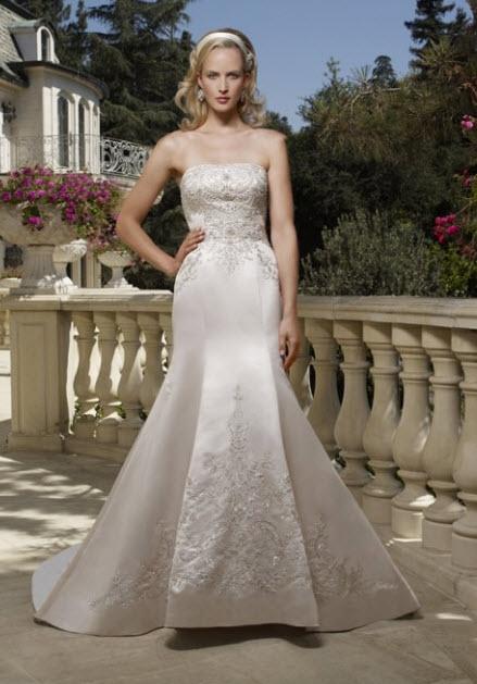1985 wedding dress