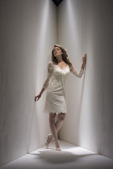 Свадебные платья с длинными рукавами + фото.