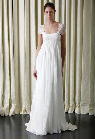 Monique Lhuillier Wedding Dress Style Abby