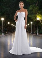 DaVinci Bridal: 8403 wedding dress