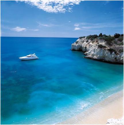Beautiful Vila Vita in Portugal- an amazing and unusual honeymoon destination