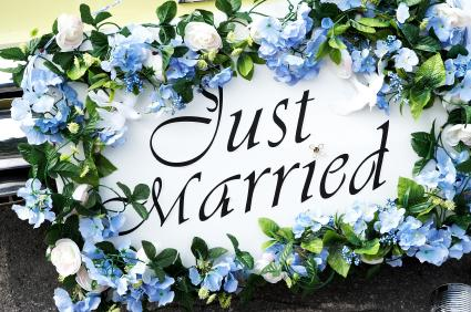 Top tips - just married