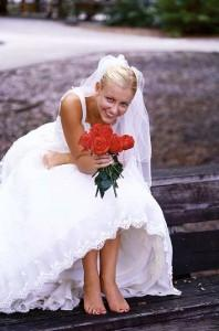 what should you wear for a second wedding