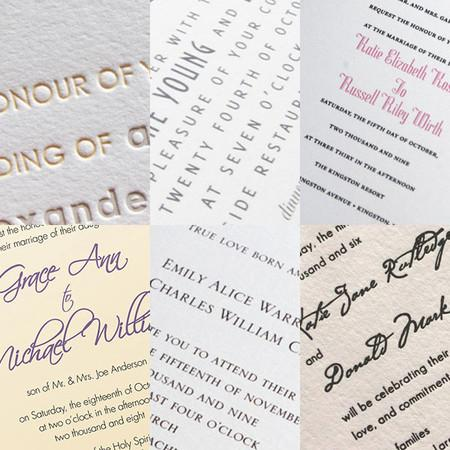 Invitation Wording The wedding Wedding registry etiquette wording