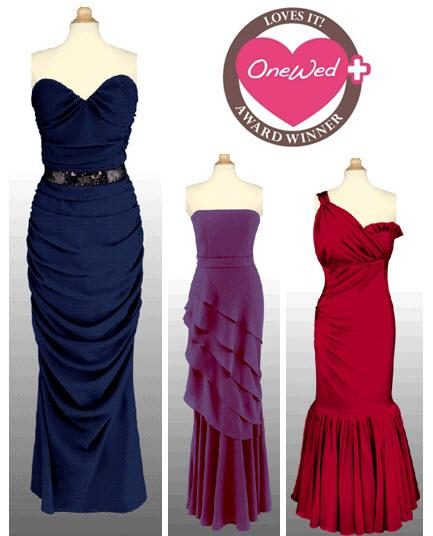 Savvy Steals Weekly Giveaway- Customized Dress from Coco Myles! | OneWed.com :  savvy stealsonewed loves it dresses celebrity style bridesmaids