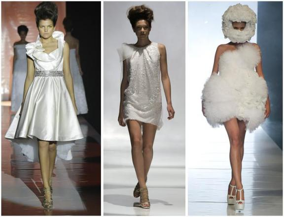 short wedding dresses 2010. short wedding dresses 2010.