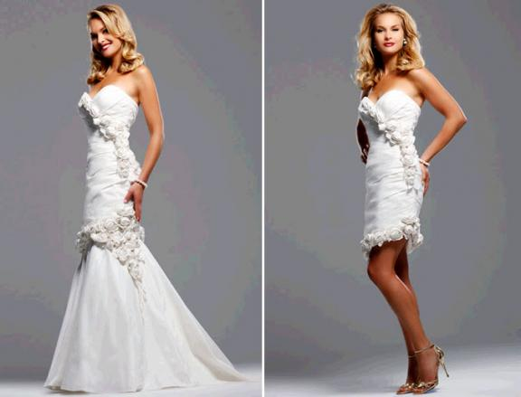 Wedding Dresses With Detachable Skirts 009 - Wedding Dresses With Detachable Skirts