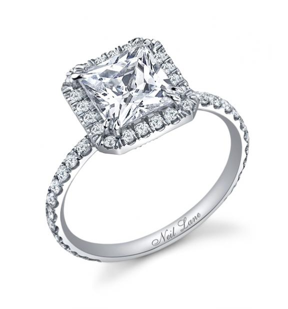 First Look: Neil Lane Engagement Ring That Bachelor Jake Pavelka Gave To Vienna! | OneWed.com