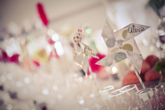 Lovethemed DIY wedding in France