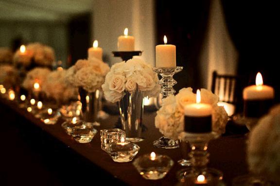 Classic Elegant Wedding Decorations