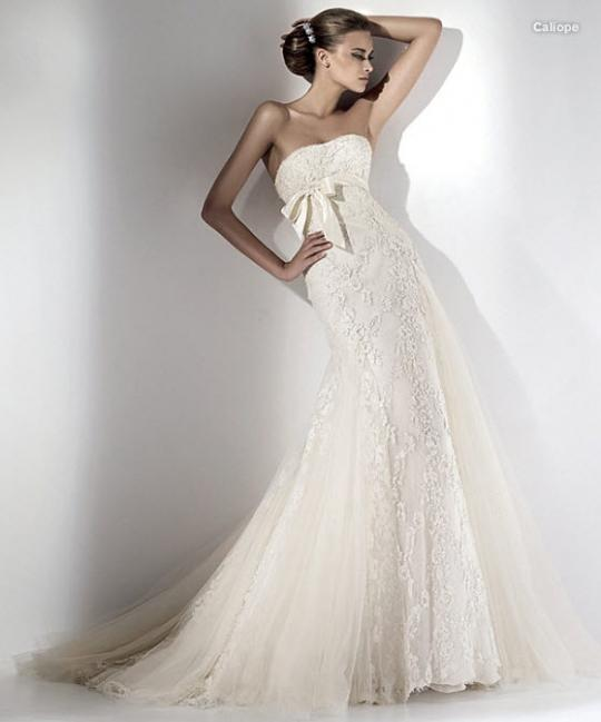 elie saab wedding dresses 2010. Photo: Elie Saab wedding