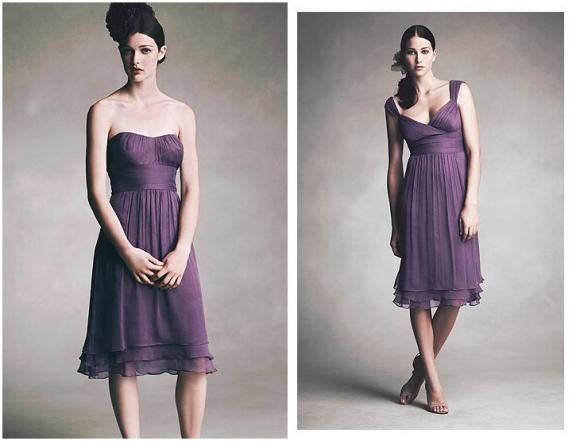 Loving Jenny Yoo's Spring 2009 Bridesmaid Dress Collection! | OneWed.com
