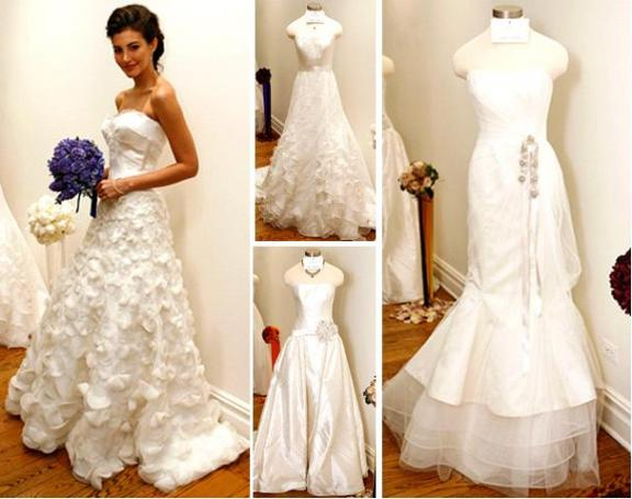 designer wedding dresses 2010. Judging from her Spring 2010