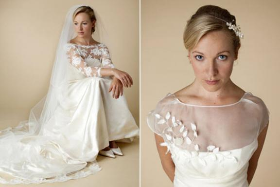 Laniyah\'s blog: london wedding dress designer emma hunt vintage chic ...