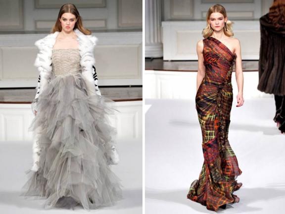 New York Fashion Week Fall 2011 Recap: Get Inspired, Brides! from onewed.com