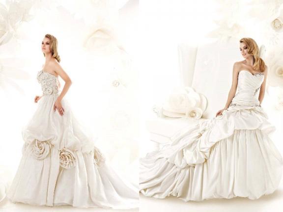 جدیدترین مدل لباس عروس سال 90