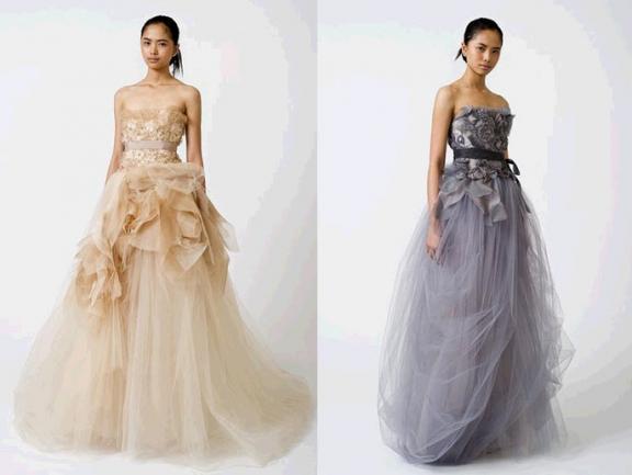 vera wang wedding dresses 2010. Photo: Vera Wang Spring 2011
