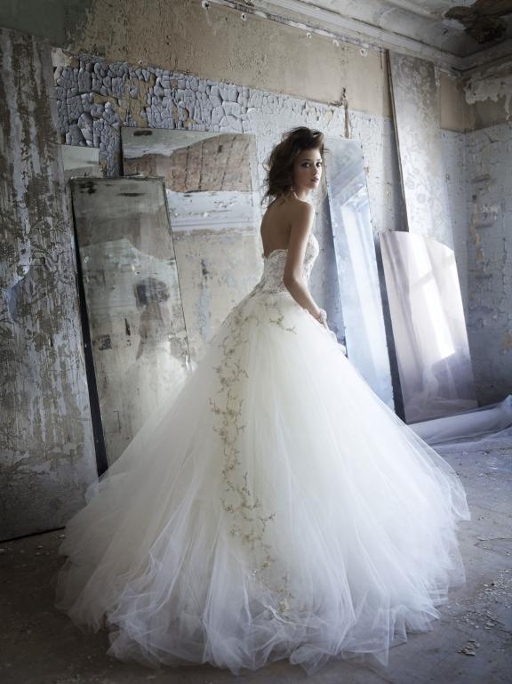 Ball Gowns It is an appropriate wear for many occasions like weddings