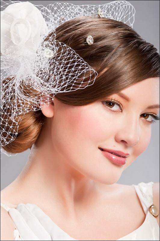 birdcage veil hairstyles. Day Hairstyle Ideas