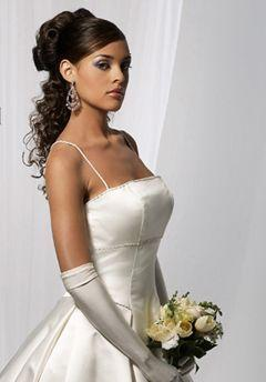 beautiful updos for weddings