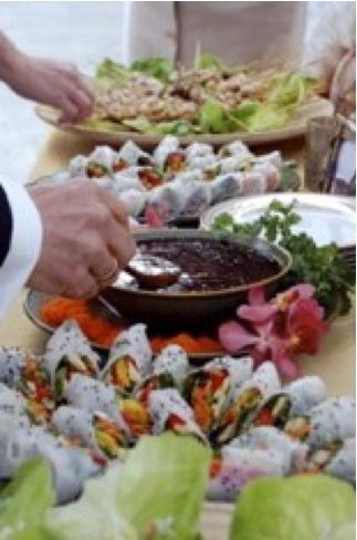 Catering in Petaluma, CA: Aaron Jonas Catering