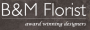 Florists & Flowers in Wisconsin: B and M Florist