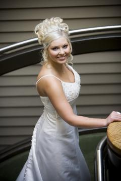 Portfolio image for Wedding Hair by Judy