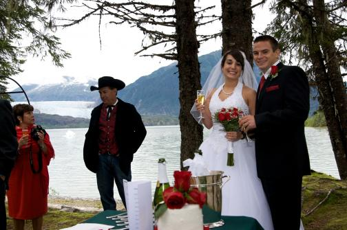 Portfolio image for Alaska Wedding Adventures