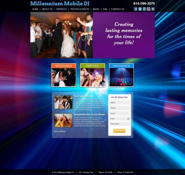 Portfolio image for Millennium Mobile DJ