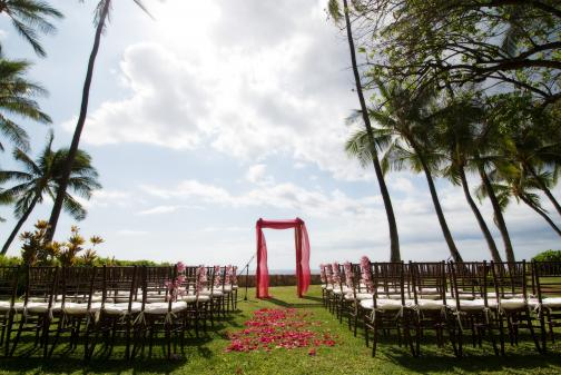 Portfolio image for HAWAII WEDDINGS AND EVENTS