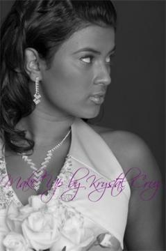 Portfolio image for New York Makeup For Your Occasion By Krystal Cruz