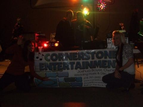 Portfolio image for Cornerstone Entertainment