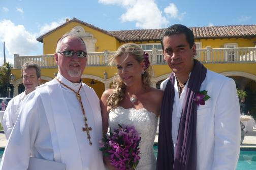 Portfolio image for Weddings by Bishop Sean Alexander