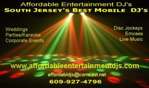 Portfolio image for Affordable Entertainment DJ's