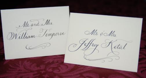 Portfolio image for A Touch of Ink Calligraphy