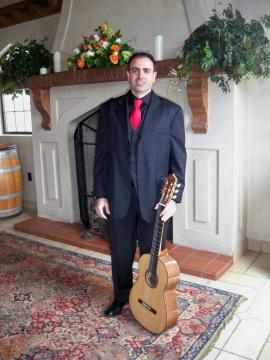 Portfolio image for Classical/Flamenco/Fingerstyle Guitar-Vito Genna