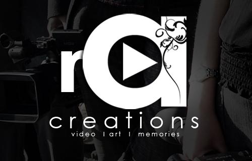Portfolio image for RA Creations Video Productions