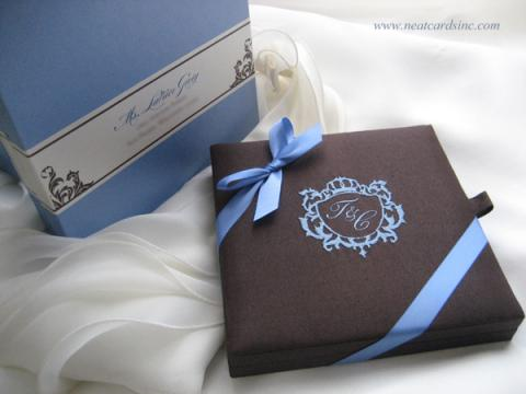 Portfolio image for NeatCards Invitations, Announcements & Stationery