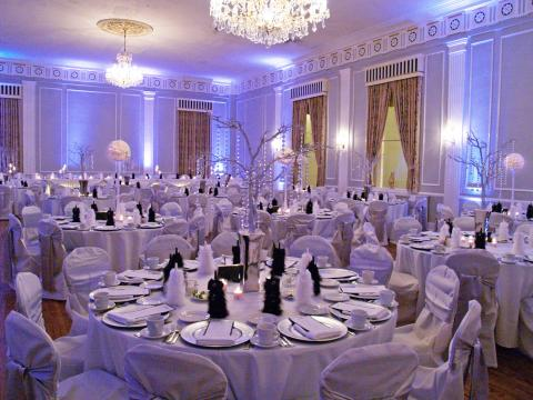 Portfolio image for Meeting House Grand Ballroom