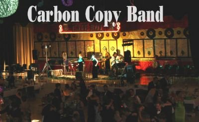 Portfolio image for Carbon Copy  Band