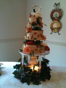 Portfolio image for Elegant Wedding Cakes