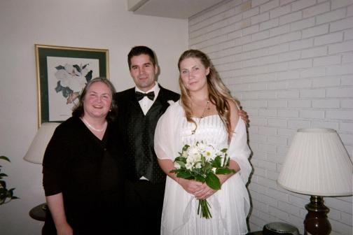 Portfolio image for Maureen Haley Wedding Officiant Portland